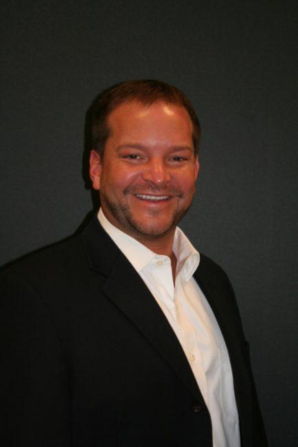 President of The Hippodrome Theatre Ron Legler
