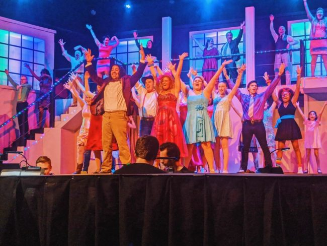 Footloose at The St. Demetrios' Suburban Players