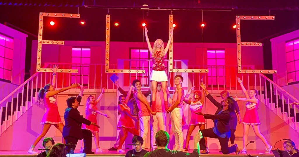 Legally Blonde at The Suburban Players